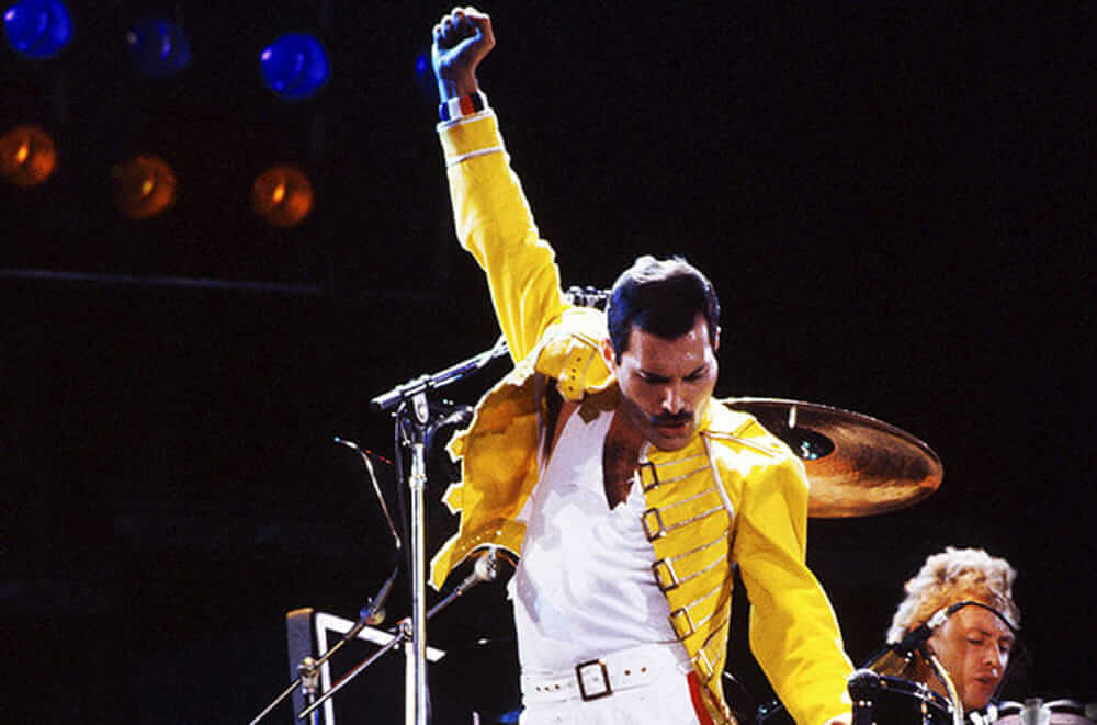 freddie mercury photo gallery the history of world music freddie mercury photo gallery the