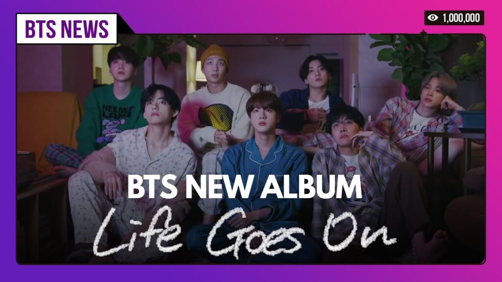 BTS: Life Goes On