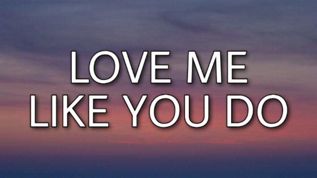 Ellie Goulding - Love Me Like You