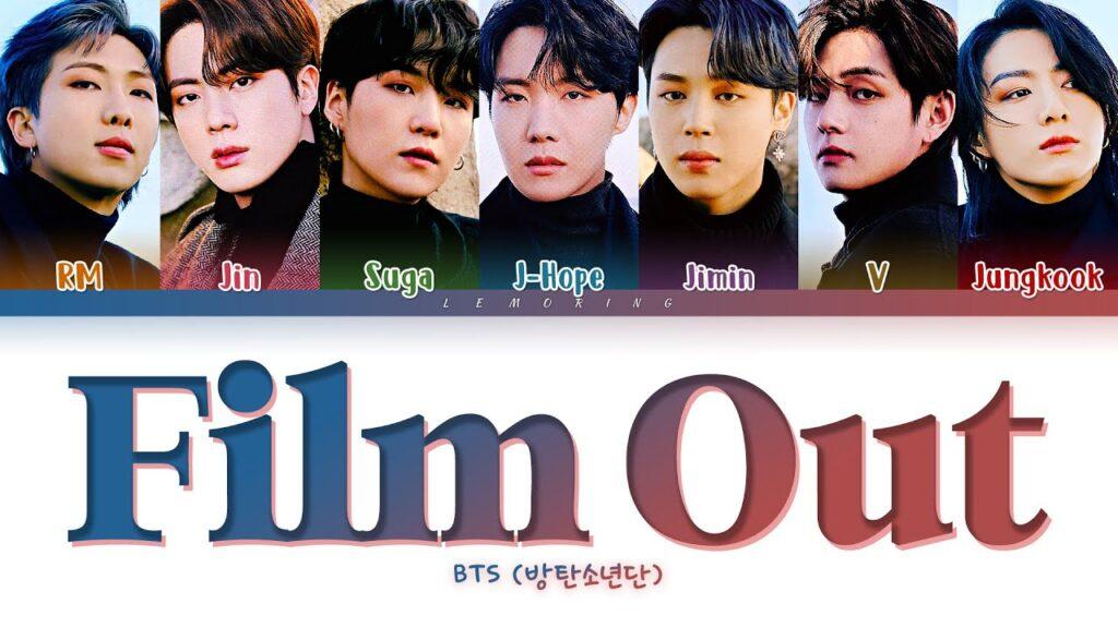 BTS (방탄소년단) 'Film out' Official